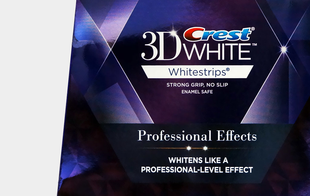 Crest 3D WHITE Professional Effects